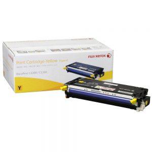 Jual Beli Toner Fuji Xerox Docu Print C3300 Yellow